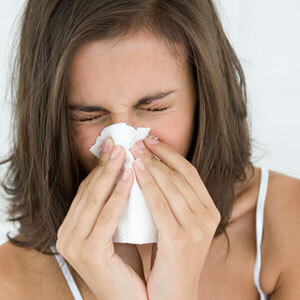 Allergies: Seasonal Allergies or a Cold?