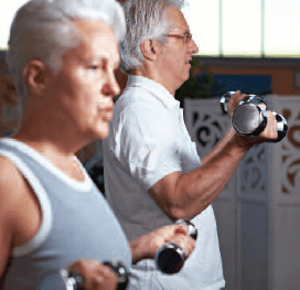 Exercise – A Key Component to Healthy Aging