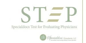 Introducing STEP: Specialdocs Test for Evaluating Physicians