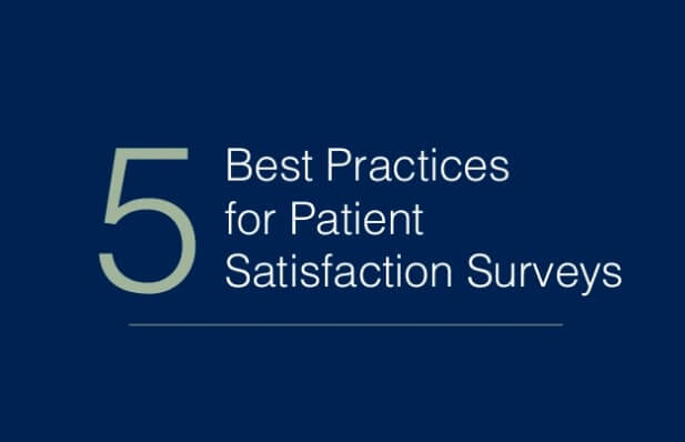 Before You Use a Patient Satisfaction Survey, Read This…