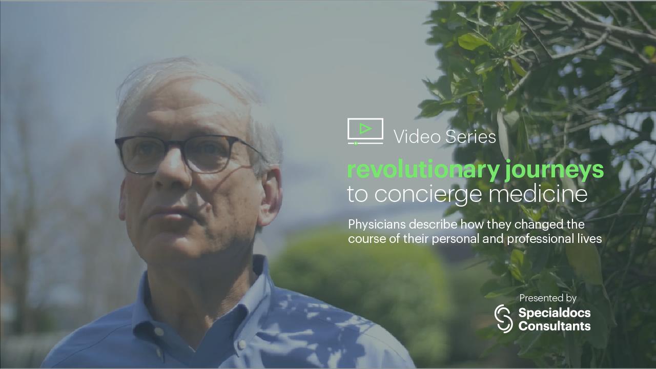 Revolutionary Journeys to Concierge Medicine